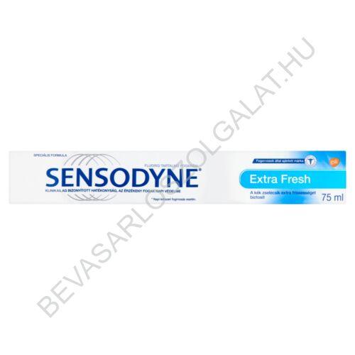 Sensodyne Extra Fresh Fogkrém 75 ml