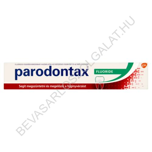 Parodontax Fluoride Fogkrém 75 ml
