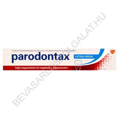 Parodontax Extra Fresh Fogkrém 75 ml