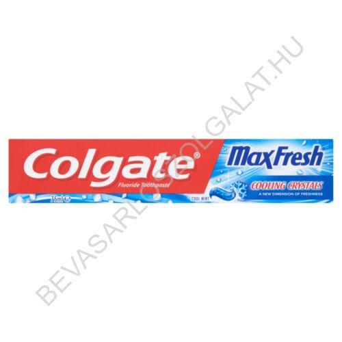 Colgate Max Fresh Cooling Crystals Fogkrém 75 ml