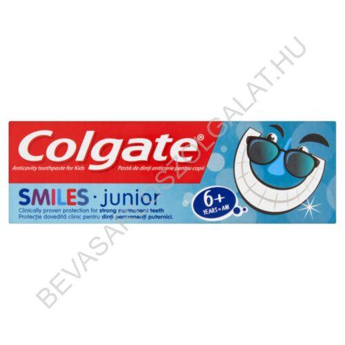 Colgate Smiles Junior Gyerekeknek 6 éves kortól Fogkrém 50 ml