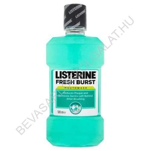 Listerine Fresh Burst Szájvíz 500 ml
