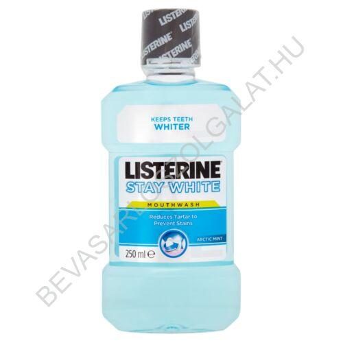 Listerine Stay White Arctic Mint Szájvíz 250 ml