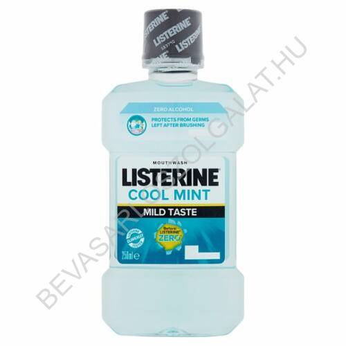 Listerine Szájvíz Cool Mint Mild Taste 250 ml