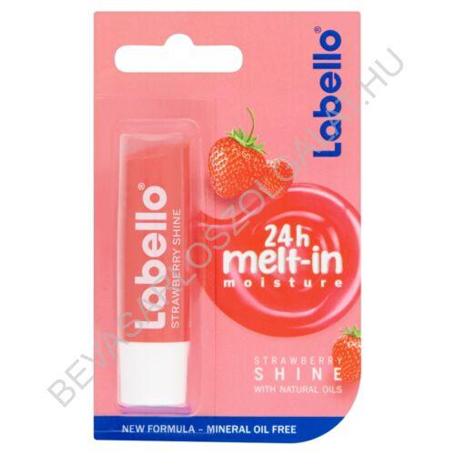 Labello Strawberry Shine Ajakápoló 4,8 g