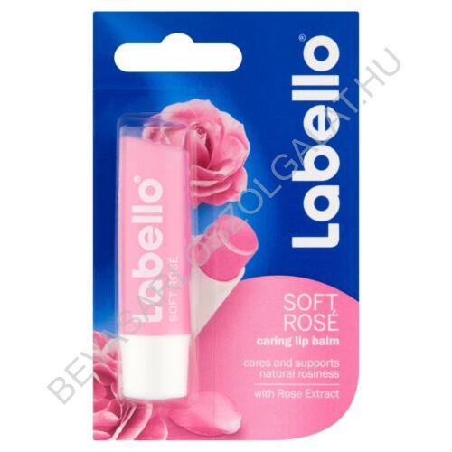 Labello Soft Rosé Ajakápoló 4,8 g