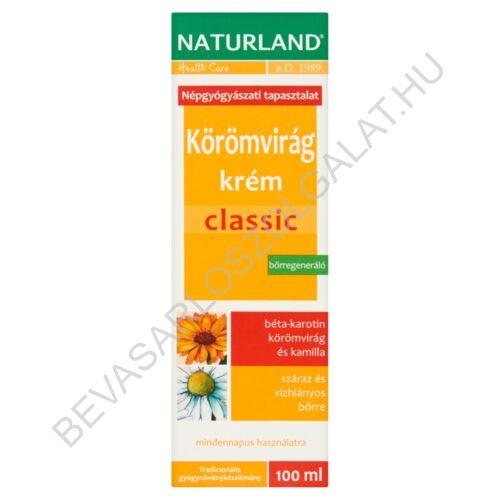 Naturland Körömvirág Krém Classic 100 ml