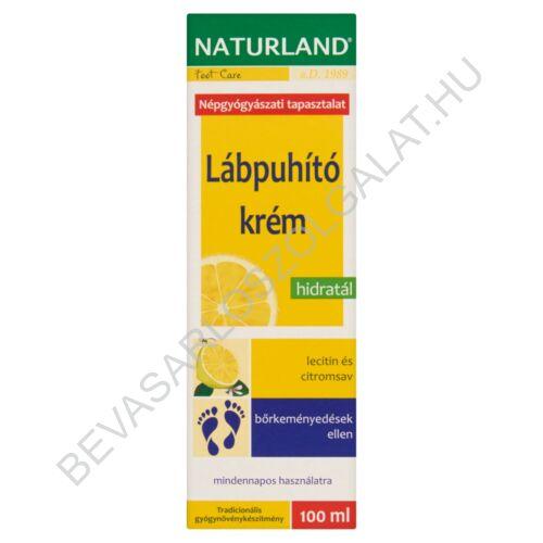 Naturland Lábpuhító Krém Bőrkeményedések Ellen 100 ml