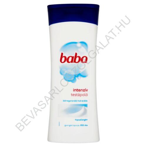 Baba Intenzív Testápoló 400 ml