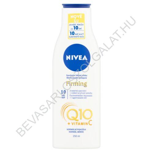 Nivea Q10 Plus Bőrfeszesítő Testápoló C Vitaminnal 250 ml