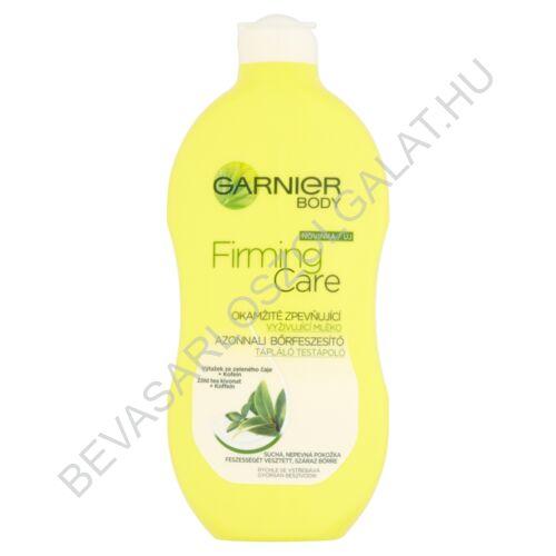 Garnier Firming Care Azonnali Bőrfeszesítő, Tápláló Testápoló Feszességét Vesztett, Száraz Bőrre 400 ml