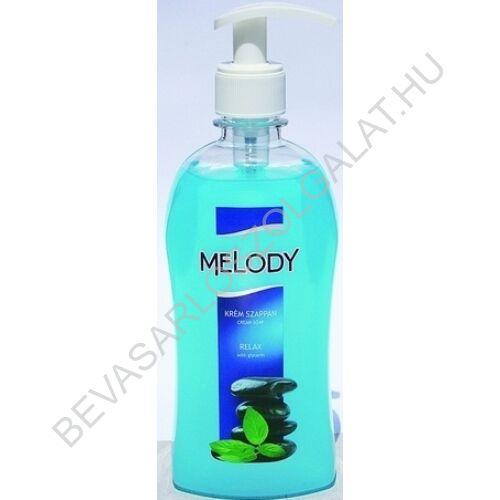 Reál Melody Relax Krémszappan pumpás 500 ml (#10)
