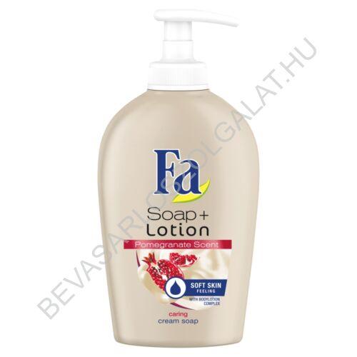 Fa Folyékony Szappan Soap + Lotion Pomegranate Scent pumpás 250 ml