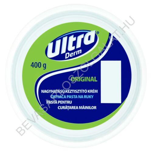 Ultra Derm Original Nagyhatású Kéztisztító Krém tégelyes 400 g (#30)