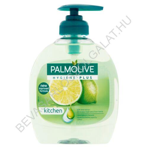 Palmolive Hygiene - Plus Kitchen Folyékony Szappan Lime Kivonattal pumpás 300 ml