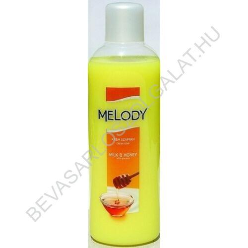 Reál Melody Milk & Honey Krémszappan utántöltő 1000 ml (#8)
