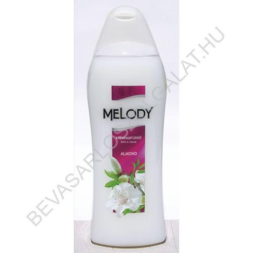 Reál Melody Krémhabfürdő Almond 1000 ml (#8)
