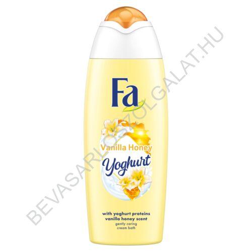 Fa Yoghurt Vanillia Honey Krémhabfűrdő 500 ml