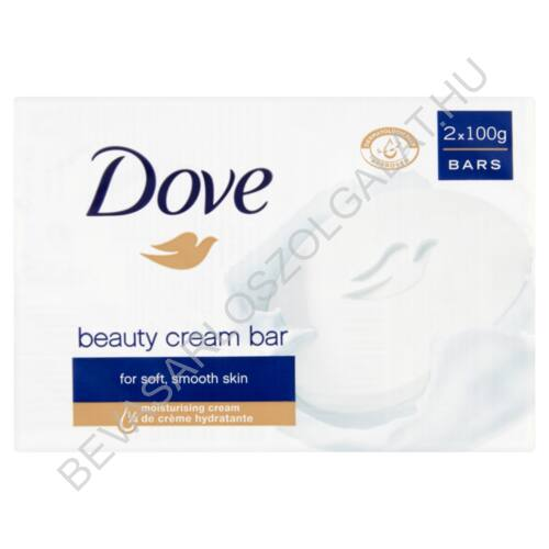 Dove Szappan Beauty Cream Bar 2x100 g