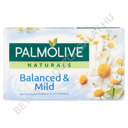 Palmolive Naturals Balanced & Mild Szappan Kamilla Kivonattal és E Vitaminnal 90 g