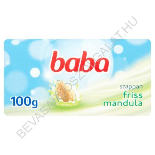 Baba Szappan Friss Mandula 100 g