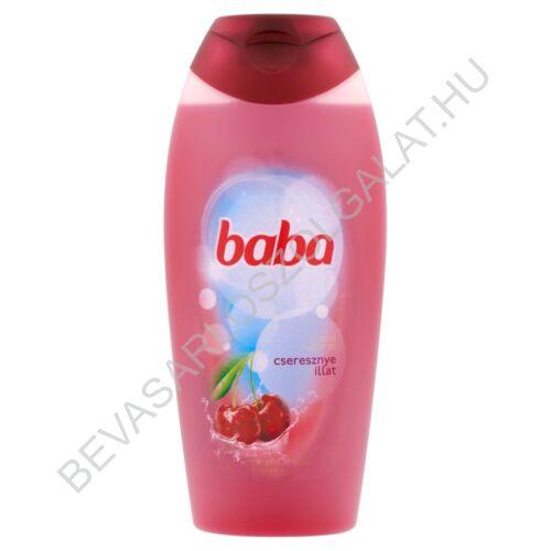 Baba Tusfürdő Cseresznye 400 ml