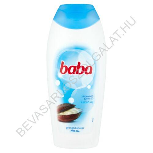 Baba Tusfürdő Kakaóvaj 400 ml
