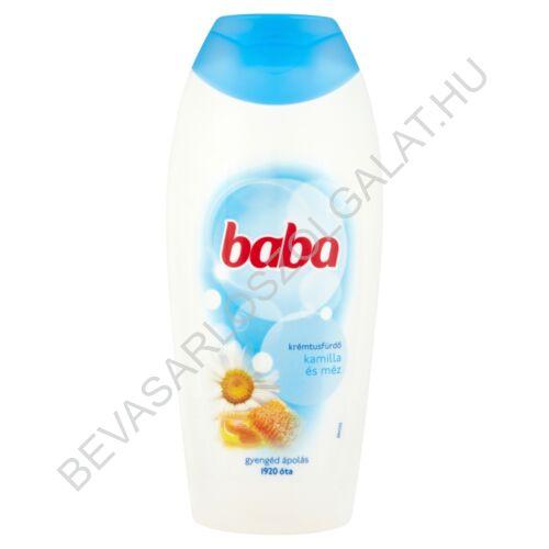 Baba Tusfürdő Kamilla és Méz 400 ml