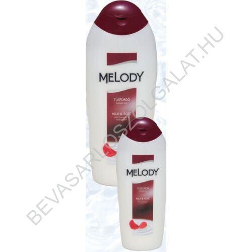 Reál Melody Milk & Rose Tusfürdő 1000 ml (#8)