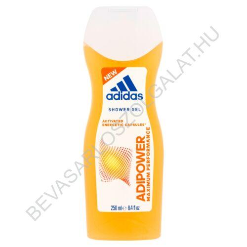 Adidas Női Tusfürdő Adipower 250 ml