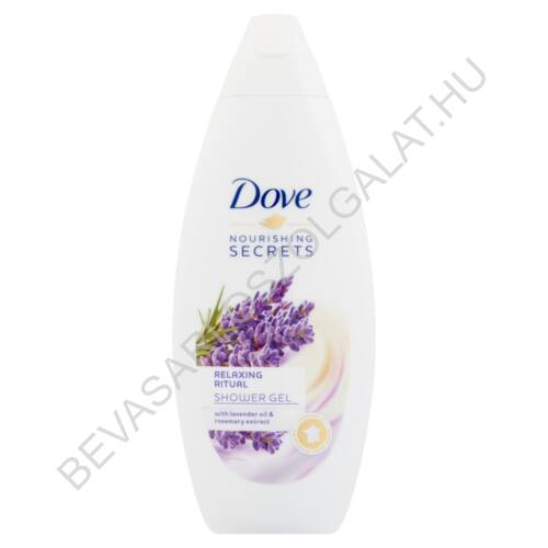 Dove Nourishing Secrets Relaxing Ritual Tusfürdő 250 ml