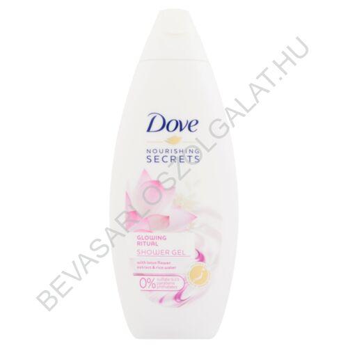 Dove Nourishing Secrets Glowing Ritual Tusfürdő 250 ml