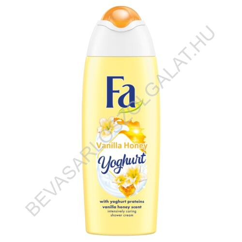 Fa Yoghurt Vanilla Honey Tusfürdő 250 ml
