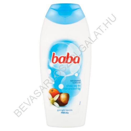 Baba Tusfürdő Sheavaj & Narancsvirág 400 ml