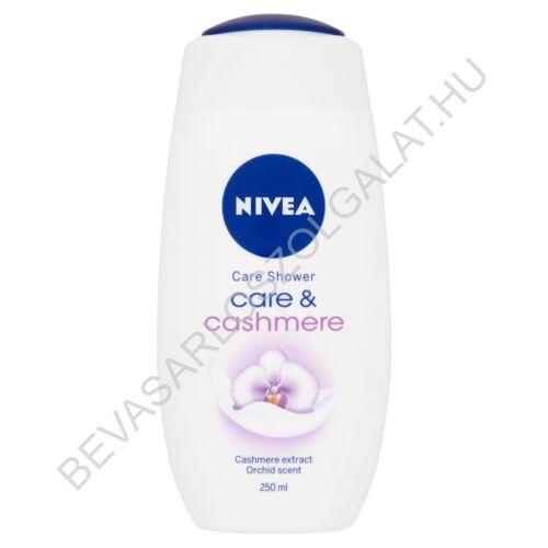 Nivea Care & Cashmere Tusfürdő 250 ml