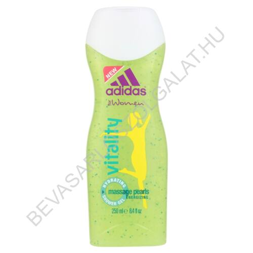 Adidas Női Tusfürdő Vitality 250 ml