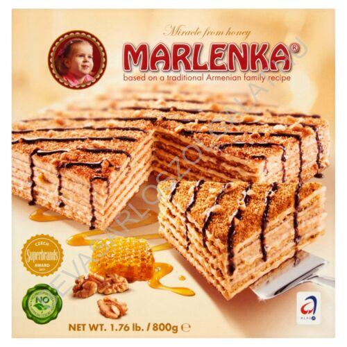 Marlenka Mézes - Diós Torta 800 g
