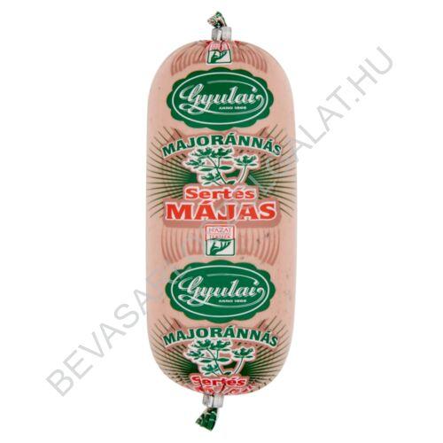Gyulai Majoránnás Sertés Májas 250 g