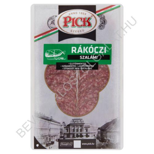 Pick Rákóczi Szalámi szeletelt, vákuumcsomagolt 70 g
