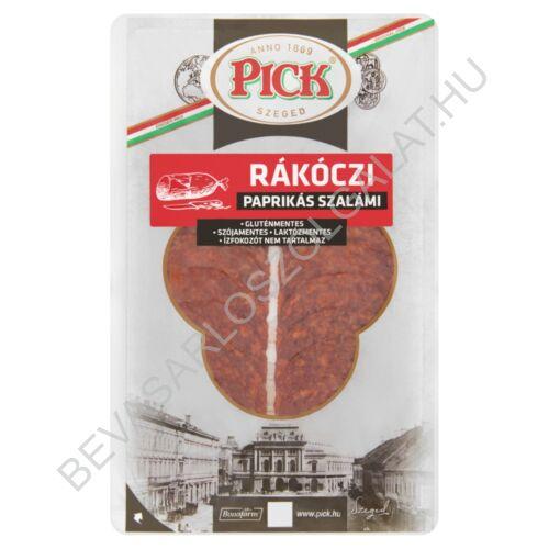 Pick Rákóczi Paprikás Szalámi szeletelt, vákuumcsomagolt 70 g