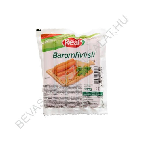 Reál Baromfivirsli 200 g (#24)