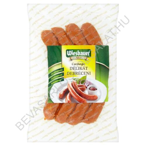 Wiesbauer Delikát Debreceni vákuumcsomagolt 250 g