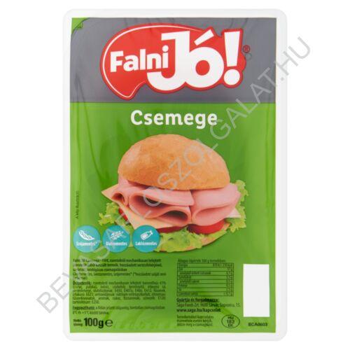 Sága Falni Jó! Csemege szeletelt baromfihúsból készült termék 100 g (#12)