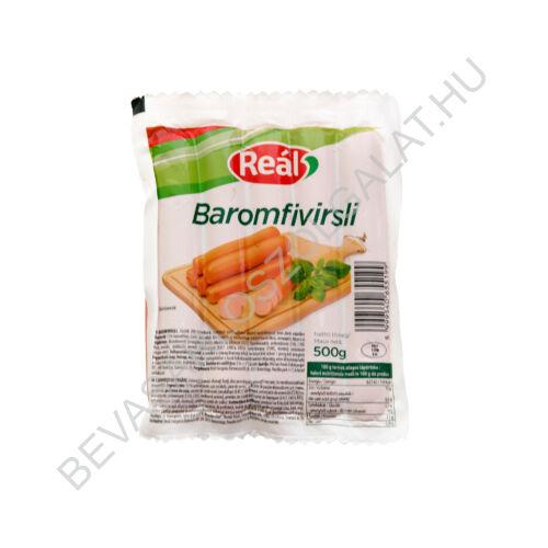 Reál Baromfivirsli 500 g (#6)