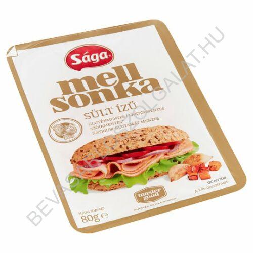 Sága Royal Pulyka Mellsonka Sültízű szeletelt 80 g
