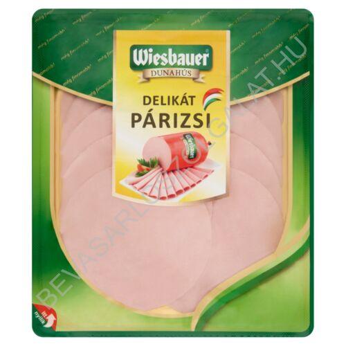 Wiesbauer Delikát Párizsi szeletelt 80 g