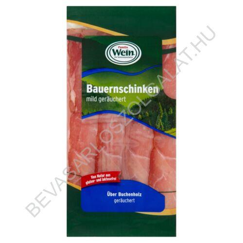 Wein Bauern Sonka Füstölt szeletelt, védőgázas 80 g