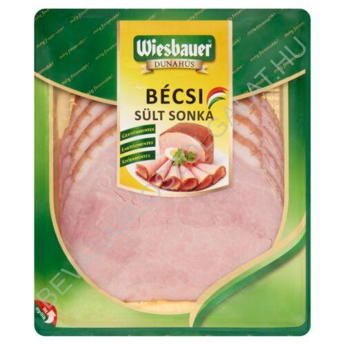 Wiesbauer Bécsi Sült Sonka szeletelt 80 g