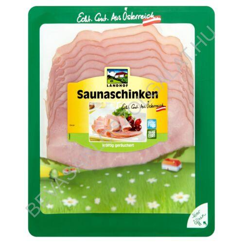 Landhof Saunaschinken szeletelt, védőgázas 150 g