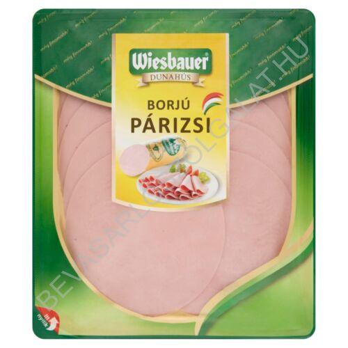 Wiesbauer Borjú Párizsi szeletelt 100 g